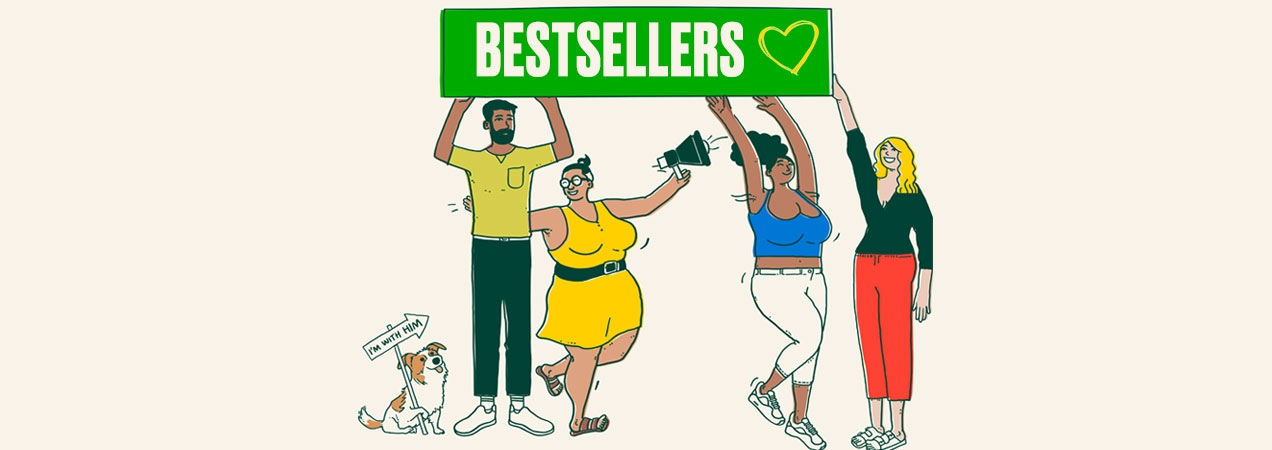 Top 10 Bestsellers This Month