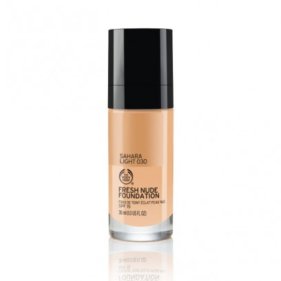 Fresh Nude Foundation Sahara Light 030