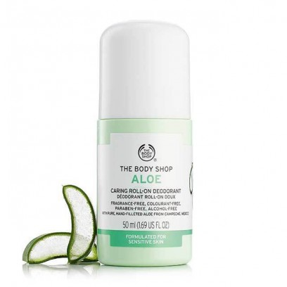 Aloe Anti-Perspirant Deodorant 50ML