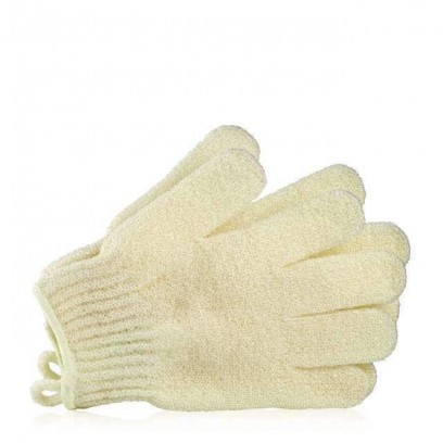 Bath Gloves Cream