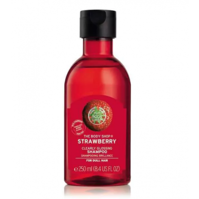 Strawberry Clearly Glossing Shampoo 250ML