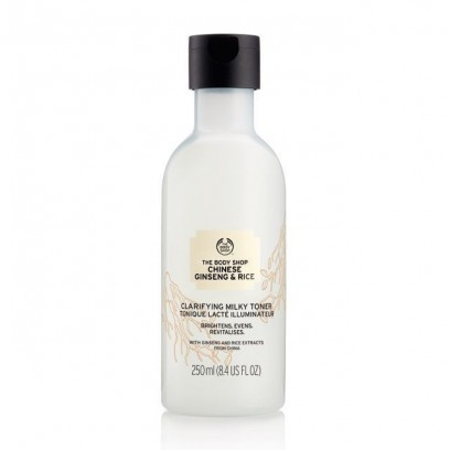 Chinese Ginseng & Rice Clarifying Milky Toner 250ML