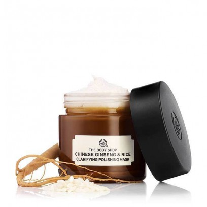 Chinese Ginseng & Rice Clarifying Polishing Mask 75ML