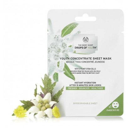 Drops Of Youth™ Youth Concentrate Sheet Mask 21ML