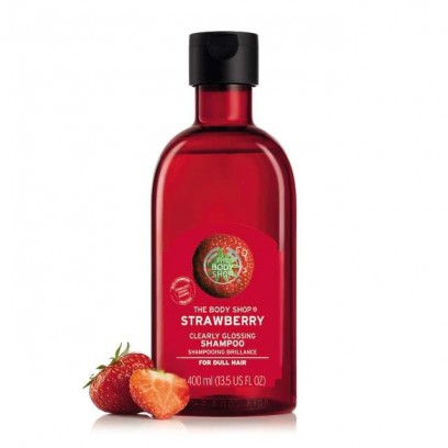 Strawberry Clearly Glossing Shampoo 400ML