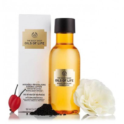 Oils of Life™ Intensely Revitalising Bi-Phase Essence Lotion 160ML