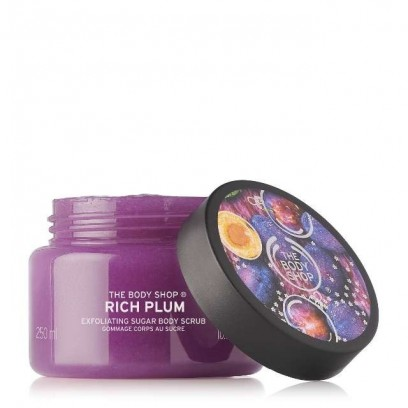 Rich Plum Body Scrub 250ML