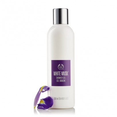 White Musk® Shower Gel 250ml