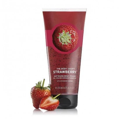 Strawberry Softening Body Polish 200ML