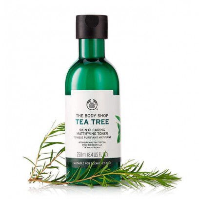 Tea Tree Skin Clearing Toner 250ML