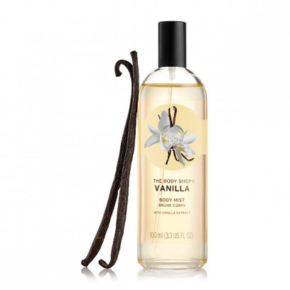 New! Body Mist Vanilla