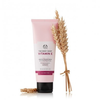 Vitamin E Gentle Facial Wash 125ML