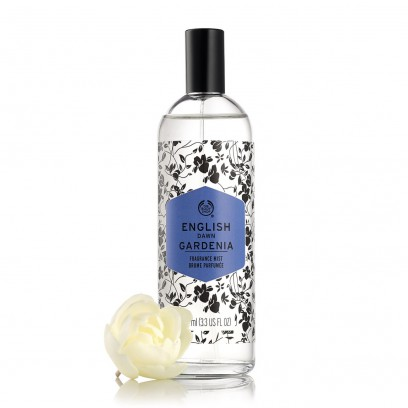 English Dawn White Gardenia Fragrance Mist