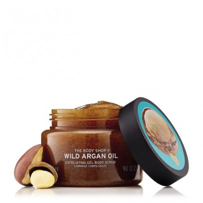 Wild Argan Oil Rough Scrub 250ML