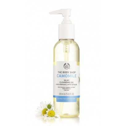 Camomile Silky Cleansing Oil 200ML