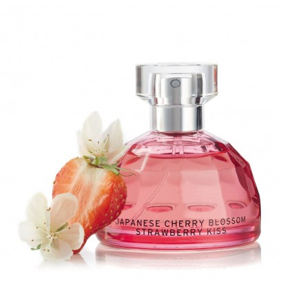 Japanese Cherry Blossom Strawberry Kiss Eau De Toilette 50ML